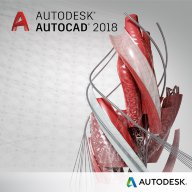 AutoCAD 2018 Commercial Multi-user