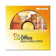 Microsoft Office 2003 Basic OEM