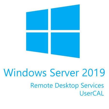 Windows Remote Desktop Services CAL 2019 User CAL