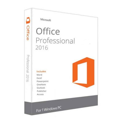 Microsoft Office 2016 Professional RU x32/x64