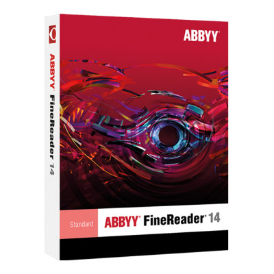 ABBYY FineReader 14 Standart