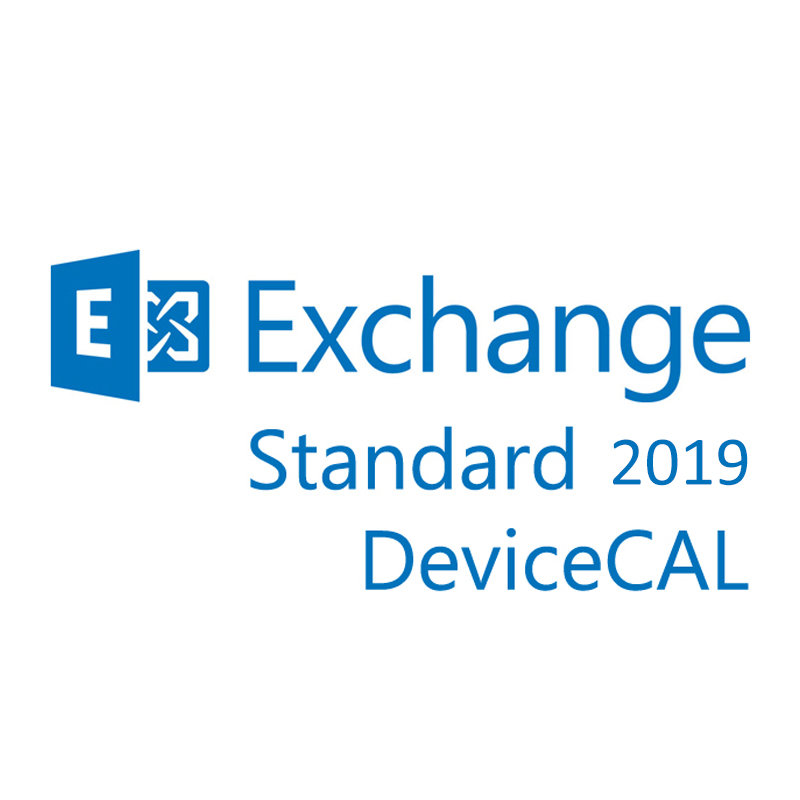 Microsoft Exchange Standard CAL 2019 OLP DeviceCAL