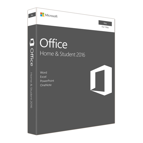 Microsoft Office 2016 Home and Student Mac