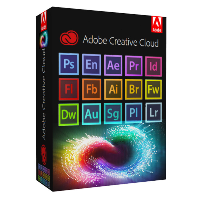 Adobe Creative Cloud Multiple Platforms Multi Languages (Подписка на 1 год)