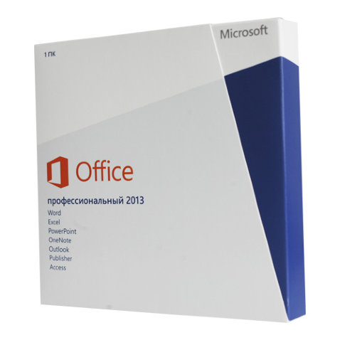 Гарантии на Microsoft Office 2013 Professional RU 64 32-bit