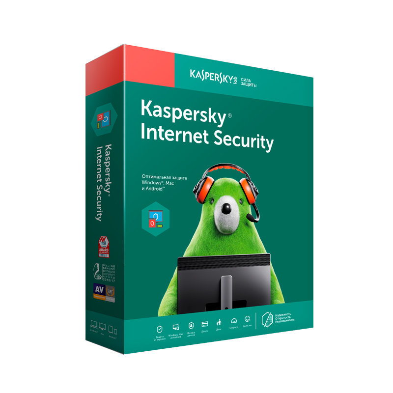 Гарантии на Kaspersky Internet Security Multi-Device