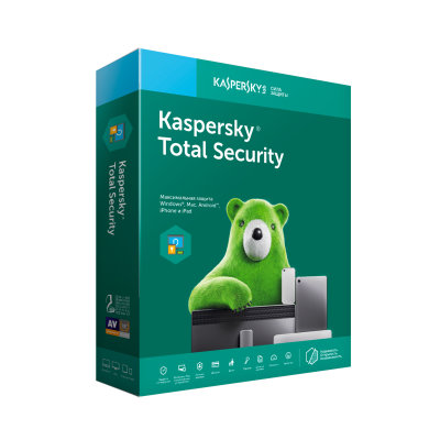 Kaspersky Total Security - Multi-Device