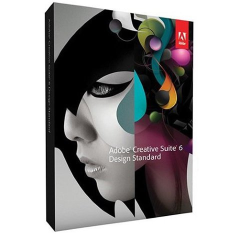 Adobe CS6 Design Standard: Photoshop, Illustrator, InDesign, Acrobat, Bridge (бессрочная лицензия)