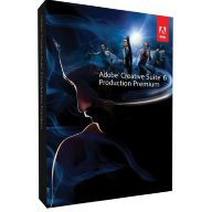 Adobe CS6 Production Premium: Photoshop, Illustrator, Flash, Premiere Pro, After Effects, Encore, OnLocation, Audition