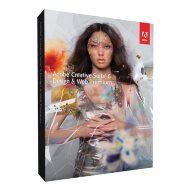 Adobe CS6 Design and Web Premium: Photoshop, Illustrator, InDesign, Acrobat, Flash, Dreamweaver, Fireworks, Bridge