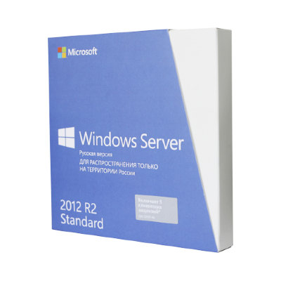 Windows Server 2012 Standard RU x32/x64